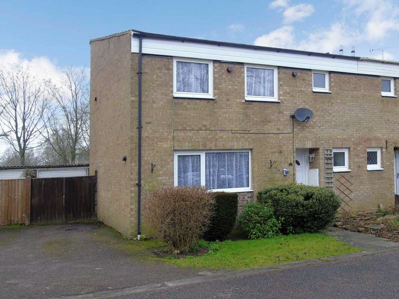 4 Bedrooms Semi Detached House for sale in Bunsty Court, Galley Hill