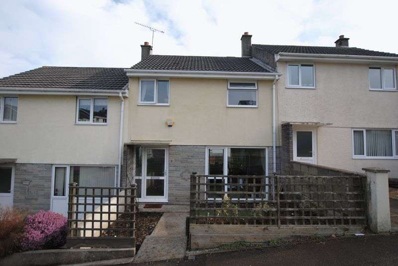 3 Bedrooms Terraced House for sale in Spencer Gardens, Saltash