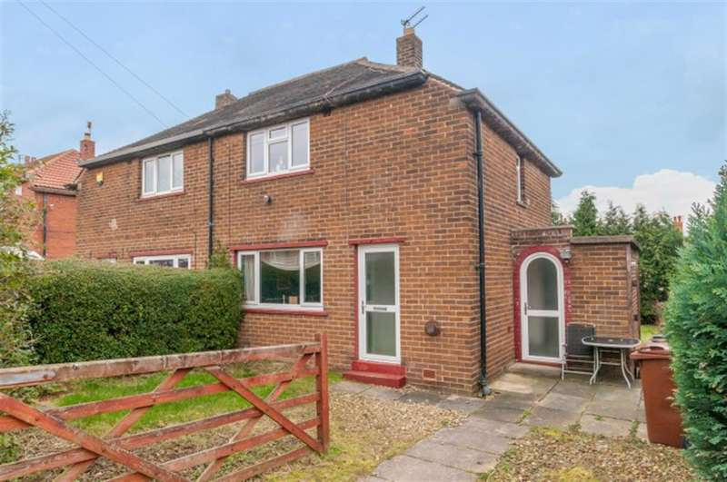 2 Bedrooms Semi Detached House for sale in Acres Hall Crescent, LS28