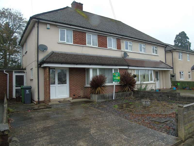 3 Bedrooms Semi Detached House for sale in Doyle Avenue, Cardiff