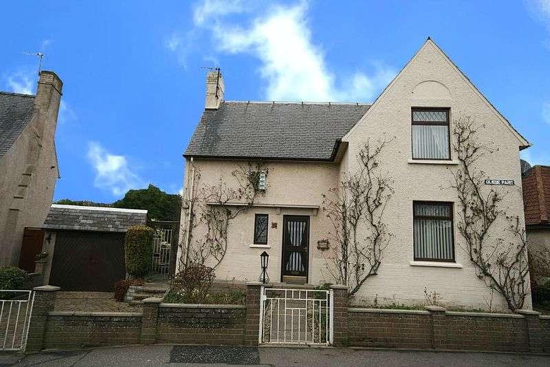 4 Bedrooms Detached House for sale in Glebe Park, East Wemyss