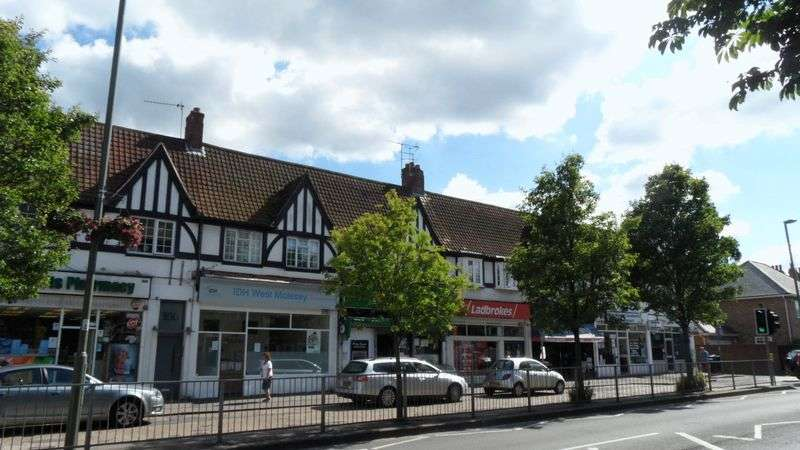 2 Bedrooms Flat for sale in West Molesey
