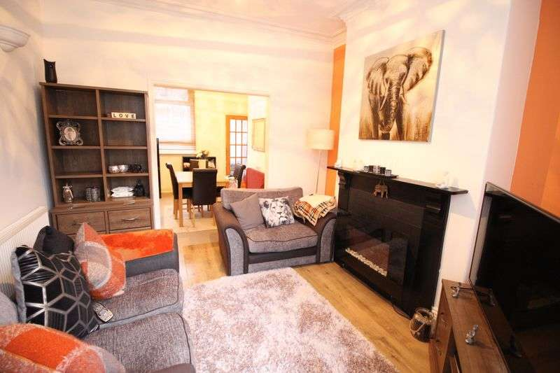 2 Bedrooms Terraced House for sale in Britannia Street, Scarborough
