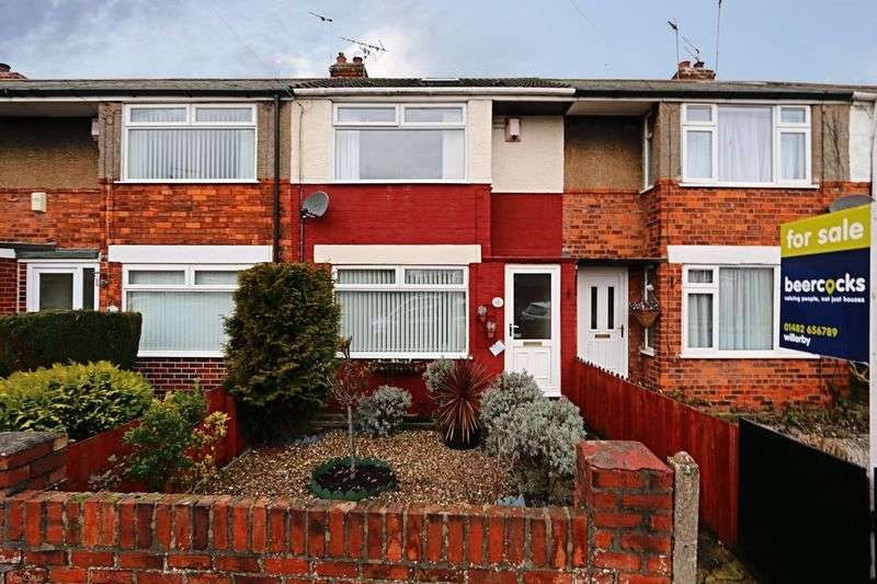 2 Bedrooms Terraced House for sale in Manor Road, Hull