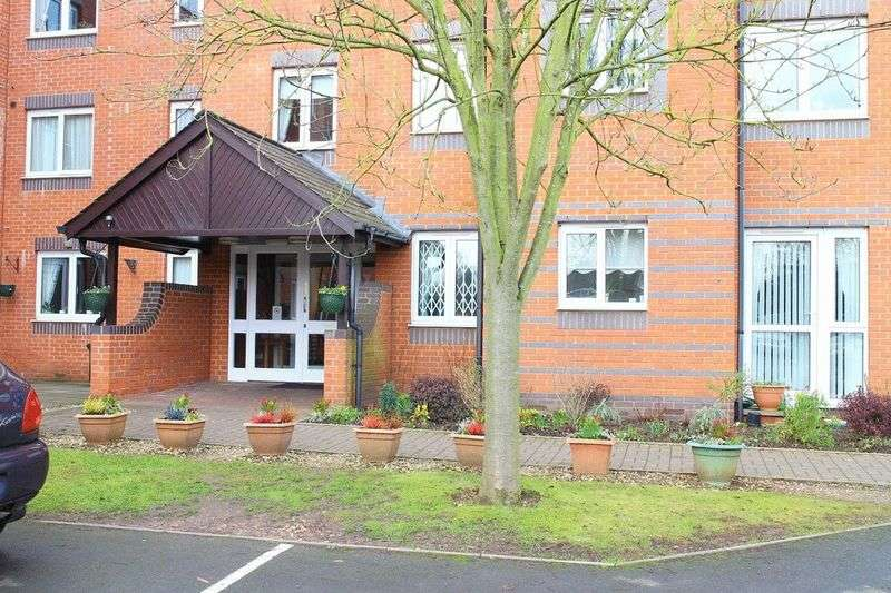 1 Bedroom Retirement Property for sale in Spencer Court, Banbury, OX16 5EZ
