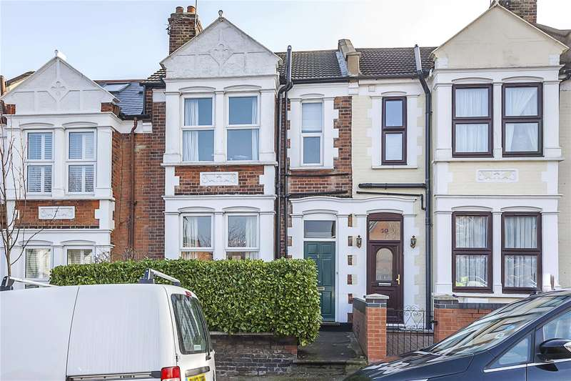 3 Bedrooms Terraced House for sale in Wyndcliff Road, London, SE7