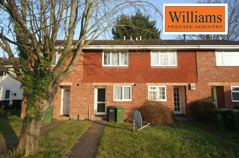 2 Bedrooms Terraced House for sale in Haydock Avenue, Hereford