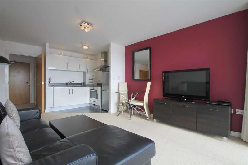 Property for sale in Hansen Court, Century Wharf, Cardiff Bay