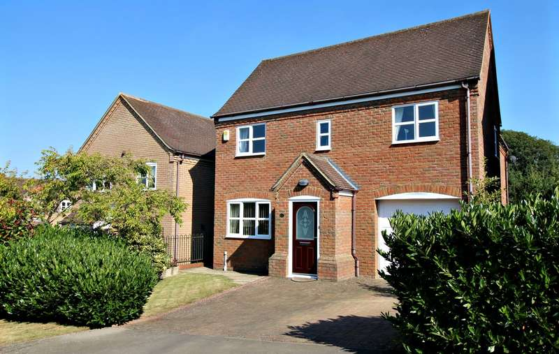 4 Bedrooms Detached House for sale in Bradway, Whitwell, Hitchin, SG4