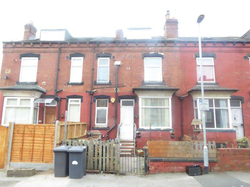 2 Bedrooms House for sale in Bexley Mount, Harehills, LS8