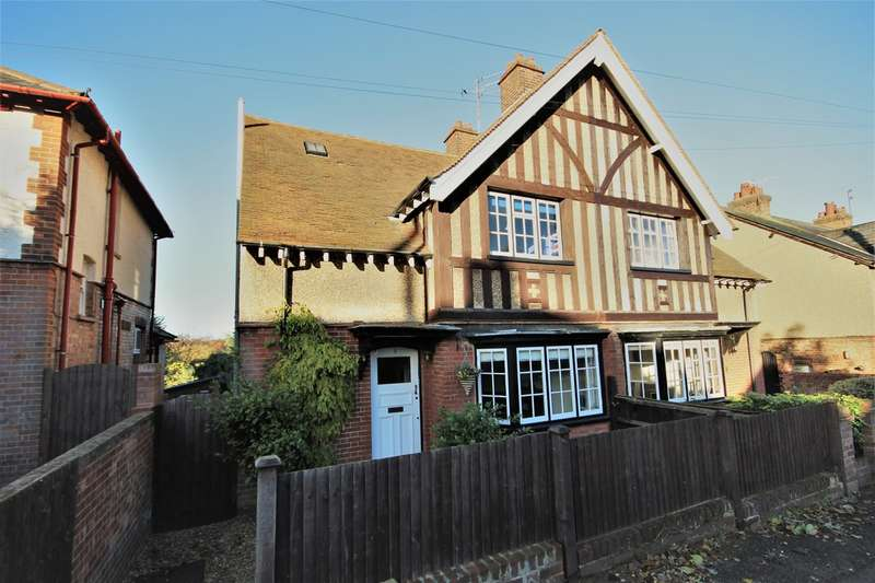 4 Bedrooms Semi Detached House for sale in Crayton Road, Ampthill, Bedfordshire, MK45