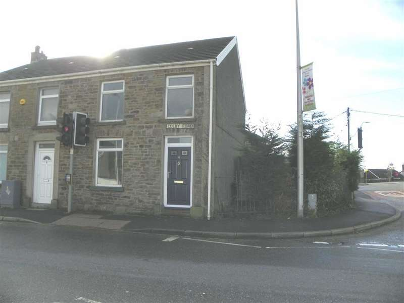 3 Bedrooms End Of Terrace House for sale in Colby Road, Burry Port