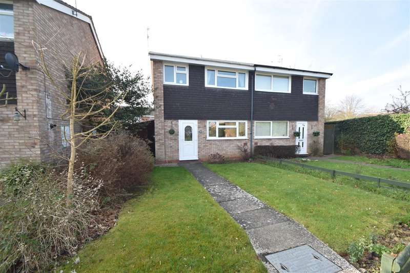 3 Bedrooms Property for sale in Hawthorn Walk, Droitwich Spa