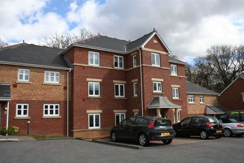 2 Bedrooms Apartment Flat for sale in Woodruff Way, Thornhill, Cardiff