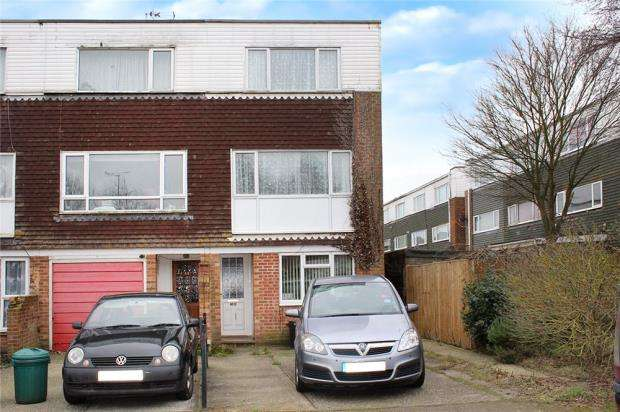4 Bedrooms End Of Terrace House for sale in Colebrook Road, Wick, Littlehampton, BN17