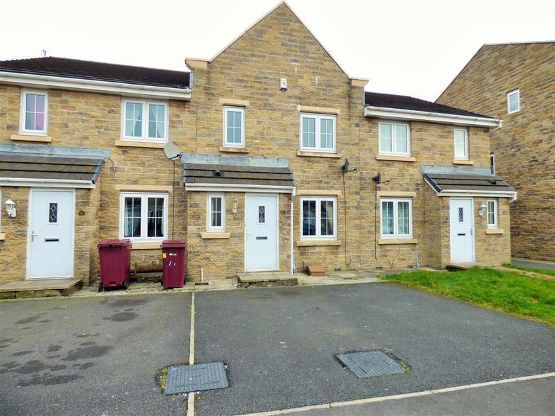 4 Bedrooms Terraced House for sale in Straight Mile Court, Burnley