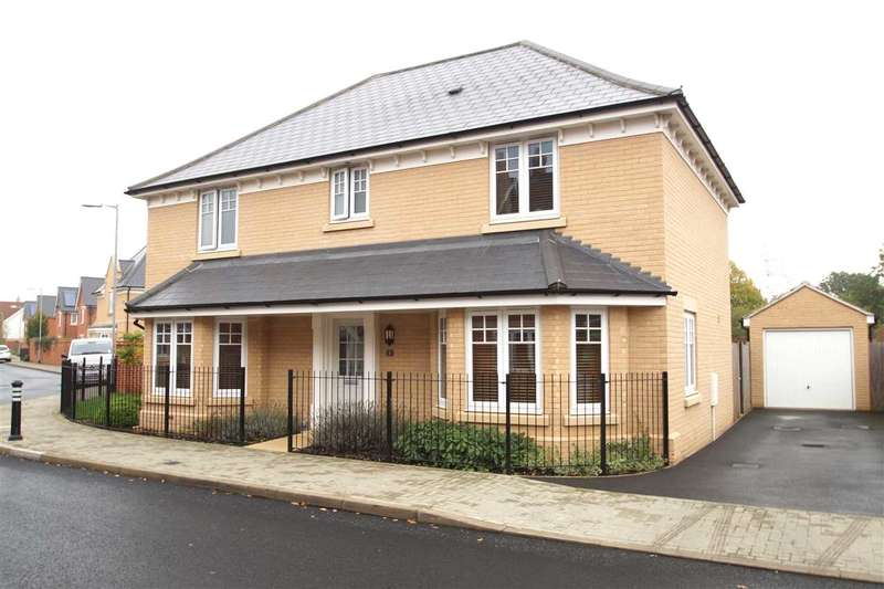 4 Bedrooms Detached House for sale in Braeburn Road, Great Horkesley, Colchester