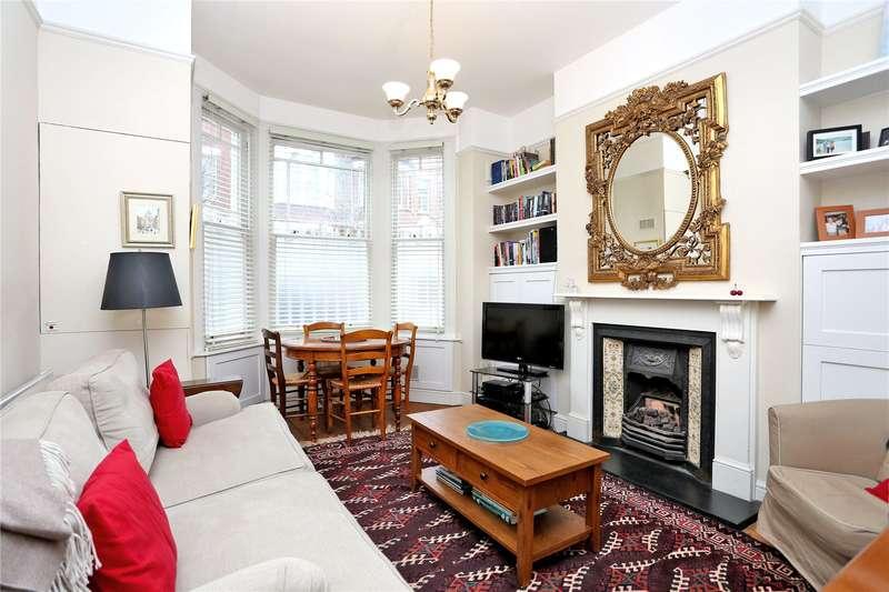 2 Bedrooms House for sale in Garfield Road, Battersea, London, SW11