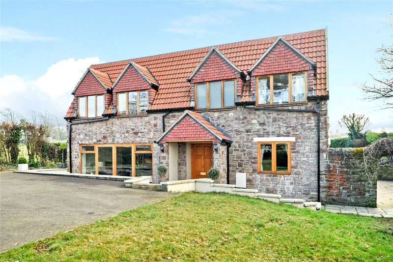 5 Bedrooms Detached House for sale in Sandy Lane, Lower Failand, Bristol, BS8