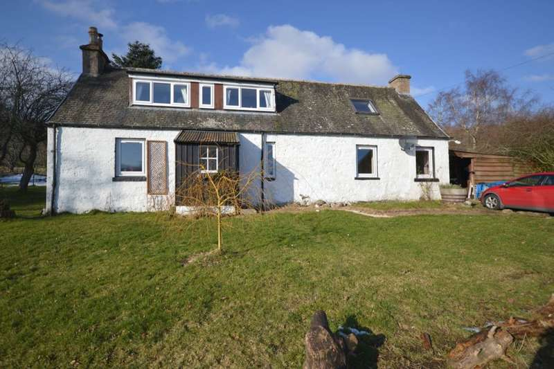 3 Bedrooms Detached House for sale in Faillie Cottage Mains Of Faillie No, Daviot, Inverness, IV2