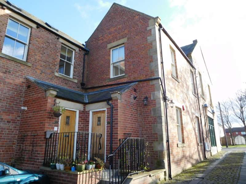 2 Bedrooms Terraced House for rent in The Courtyard, Backworth. NE27 0JE. **SUPER VALUE**