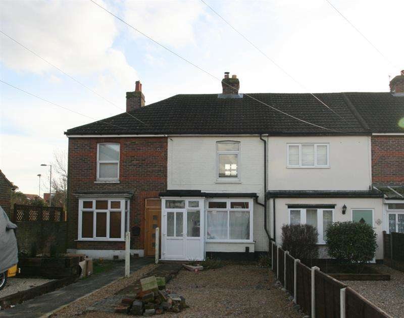 2 Bedrooms Town House for sale in Park Way, Havant