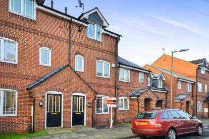 3 Bedrooms Terraced House for sale in Tudor Street, Sutton-In-Ashfield, Nottinghamshire, Notts