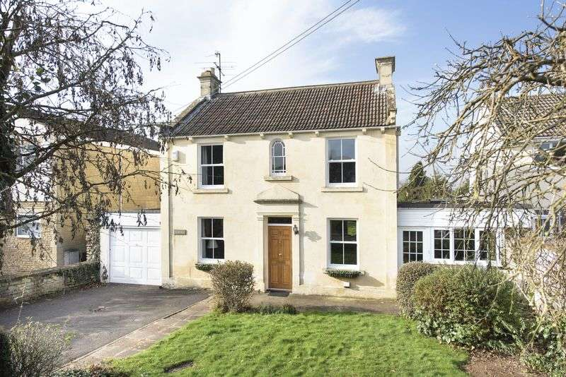 4 Bedrooms Detached House for sale in Middle Lane, Trowbridge