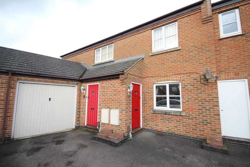 2 Bedrooms Maisonette Flat for sale in Fairford Leys Way, Fairford Leys