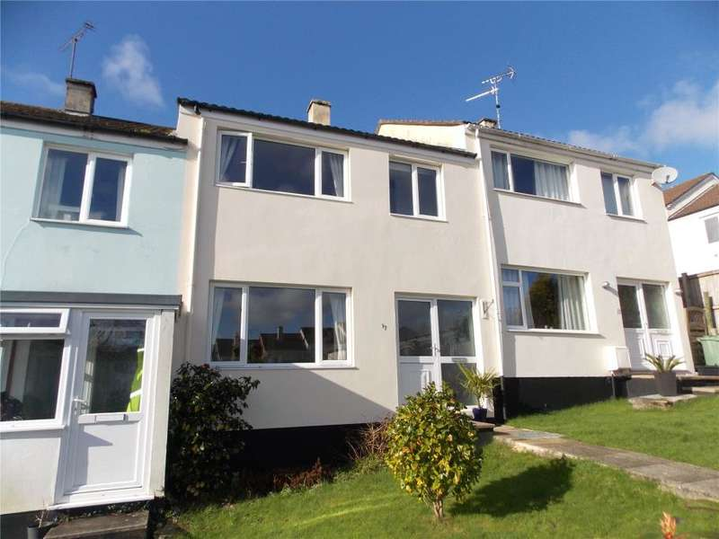 3 Bedrooms Terraced House for sale in Comprigney Close, Truro