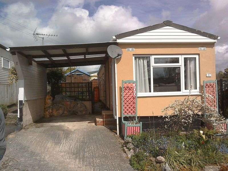 2 Bedrooms Detached House for sale in Luxulyan, Bodmin