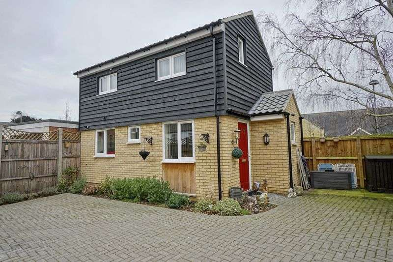 1 Bedroom Detached House for sale in Plot 6 Plough Cottages, Montagu Street, St Neots