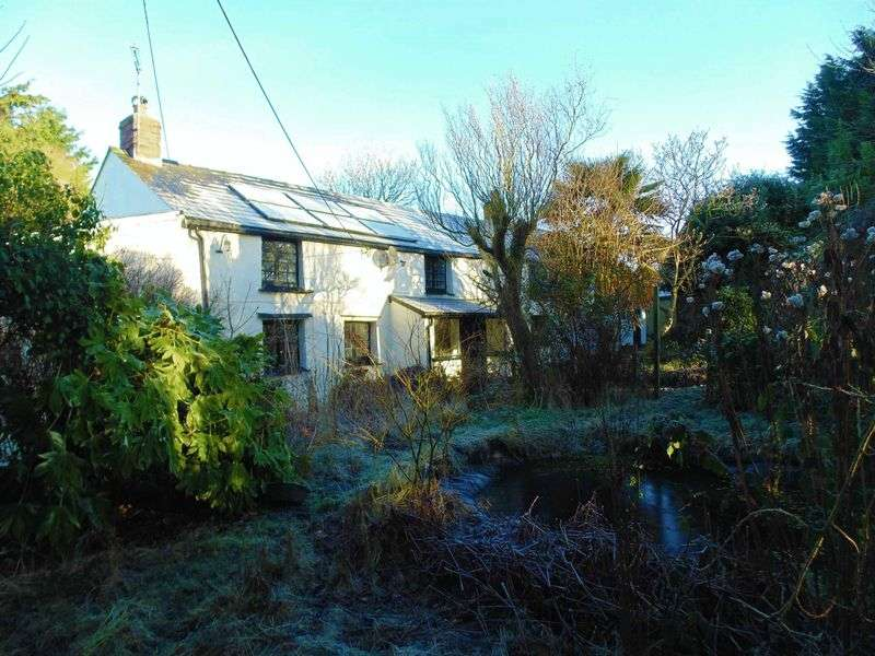 4 Bedrooms Detached House for sale in Northlew, Okehampton