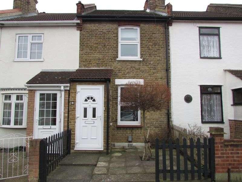 2 Bedrooms Cottage House for sale in Wellington Road, Dartford