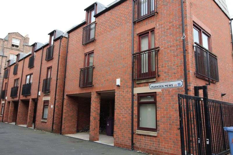 3 Bedrooms Detached House for sale in Markden Mews, Liverpool, L8