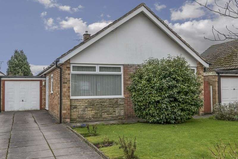 3 Bedrooms Detached Bungalow for sale in Foxhouse Lane, Maghull