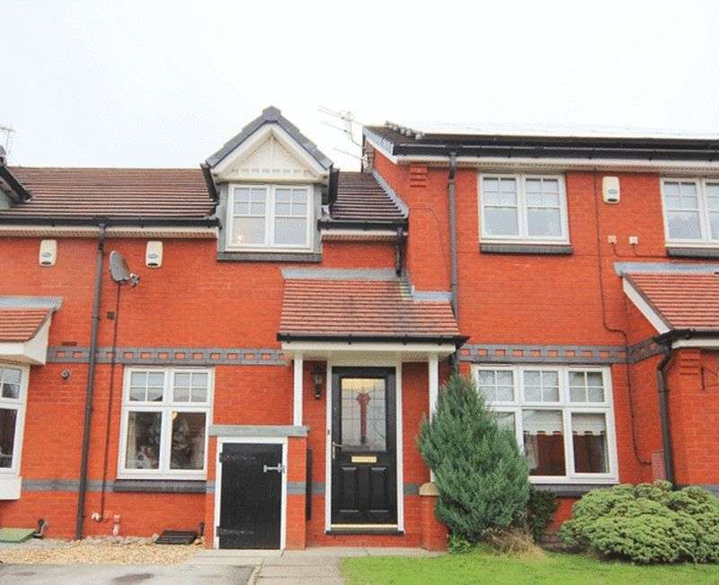 2 Bedrooms Terraced House for sale in Logfield Drive, Garston, Liverpool, L19