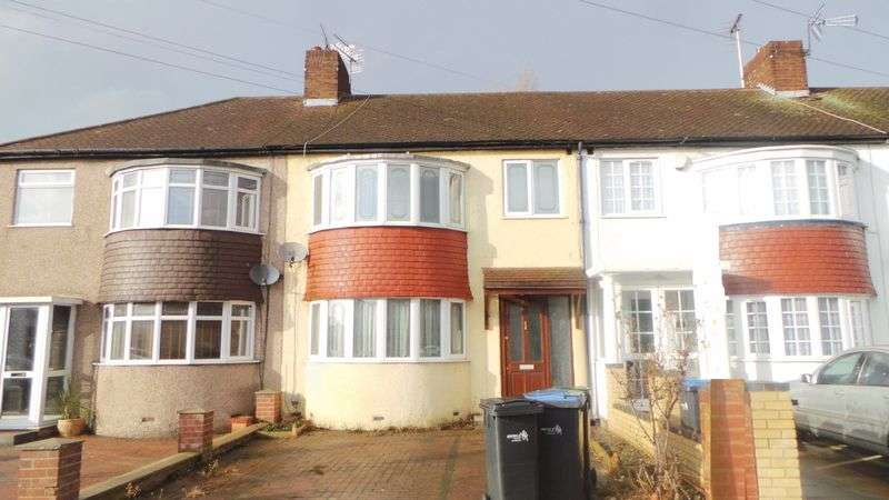 3 Bedrooms Terraced House for sale in Shirley Grove, Edmonton, N9