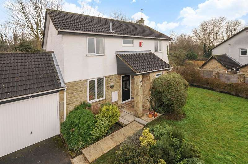 4 Bedrooms Detached House for sale in Kings Meadow Grove, Wetherby, LS22 7FR