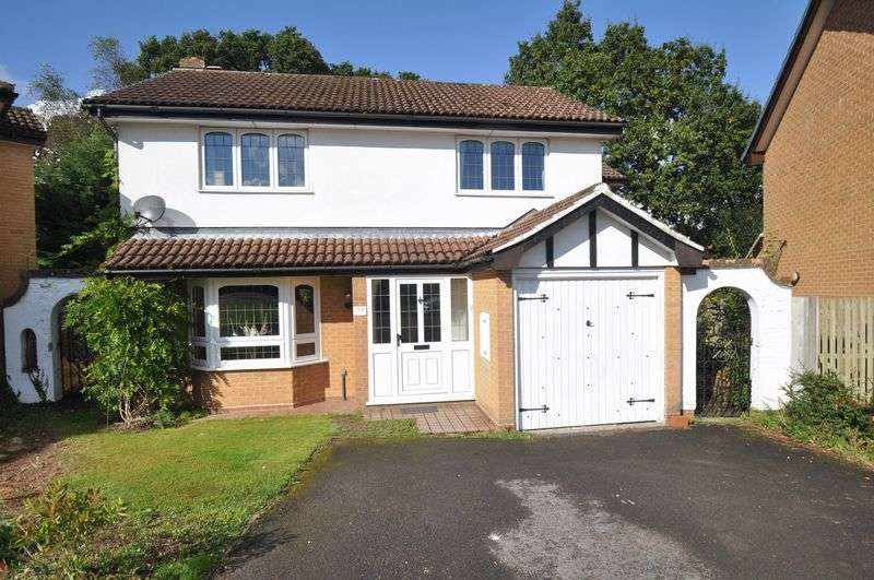 5 Bedrooms Detached House for sale in Petrel Croft, Basingstoke