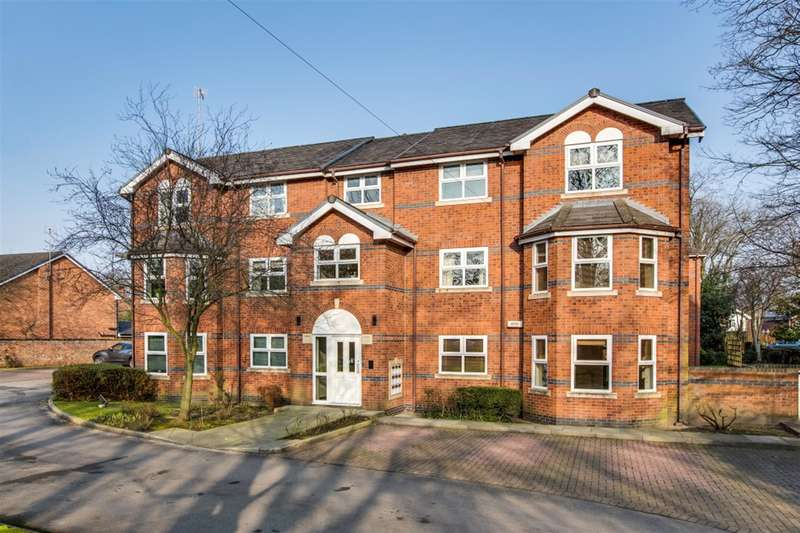 2 Bedrooms Flat for sale in Queenscroft, Eccles, Manchester, M30 9QQ