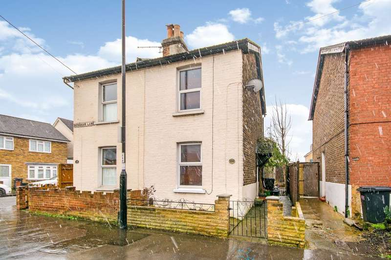 2 Bedrooms House for sale in Bensham Lane, Thornton Heath, CR7