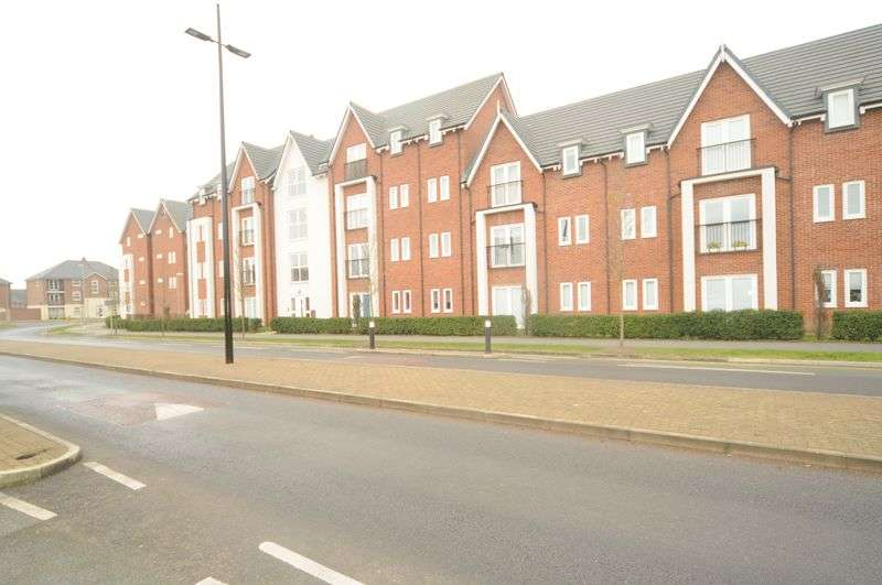 1 Bedroom Flat for sale in Louisiana Drive, Great Sankey, Warrington