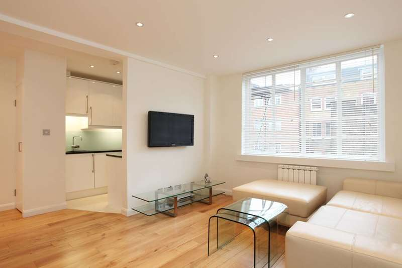 1 Bedroom Flat for sale in St Petersburgh Place, Bayswater, W2