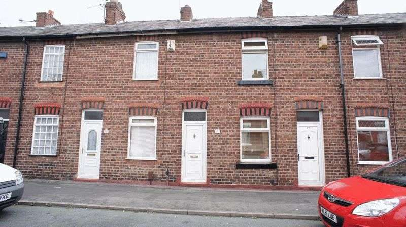 2 Bedrooms Terraced House for sale in Marsh Street, Warrington