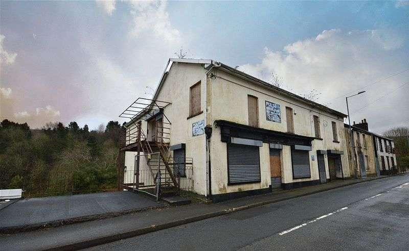 Land Commercial for sale in High Street, Pontypool