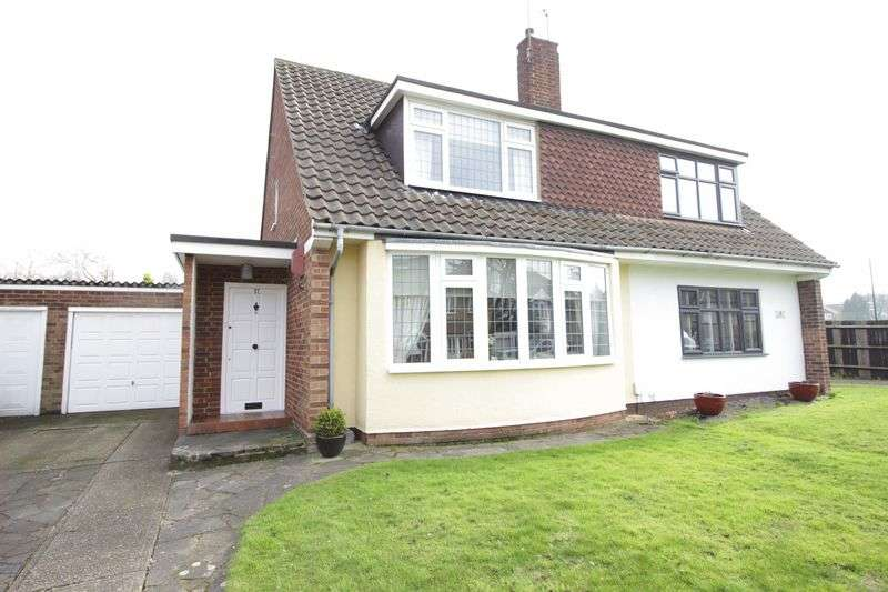 3 Bedrooms Semi Detached House for sale in Sydney Road, Sidcup