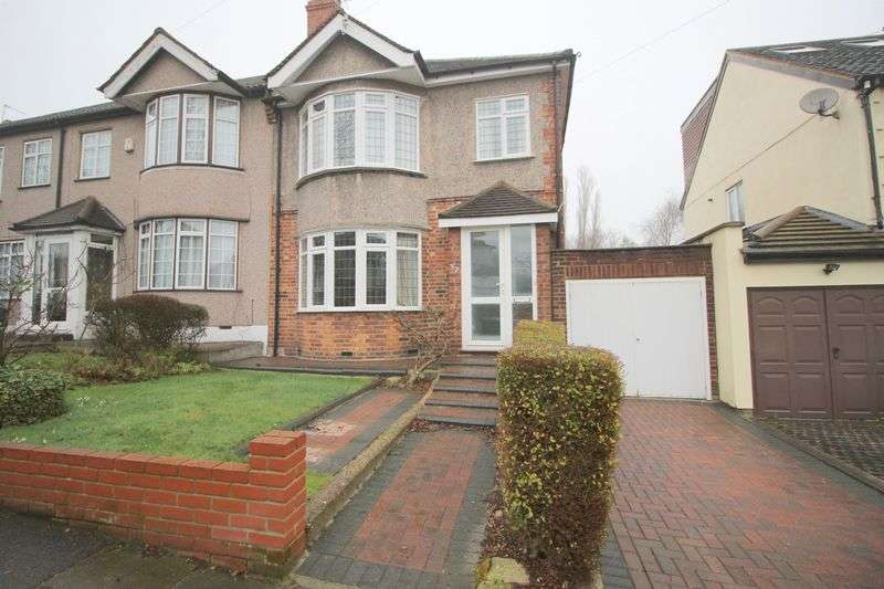 3 Bedrooms Semi Detached House for sale in Montbelle Road, London