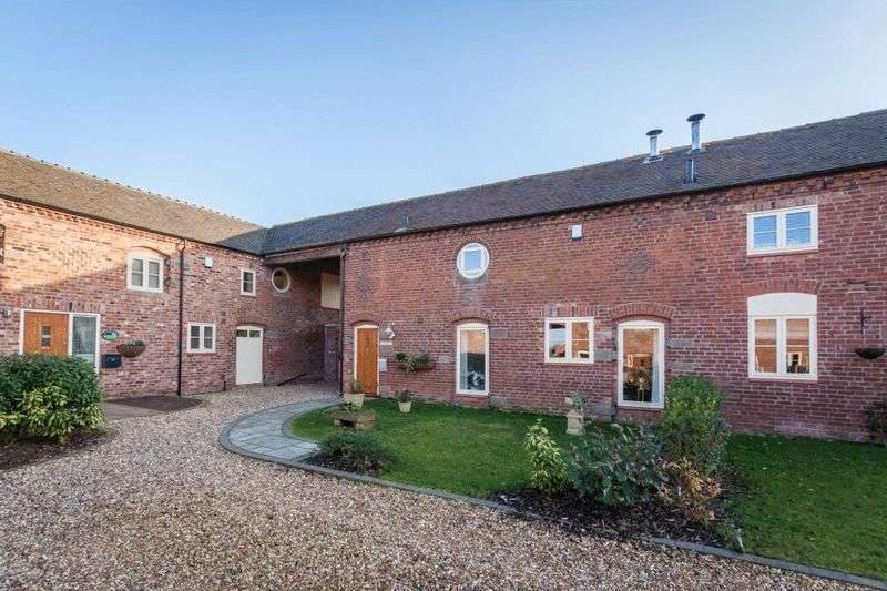 3 Bedrooms Property for sale in Buttercup Cottage, Wilkesley Croft, Nr Audlem