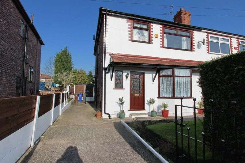 3 Bedrooms Semi Detached House for sale in Haversham Road, Crumpsall, Manchester